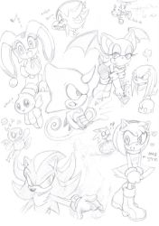 School Sketches 04.02.2010 by Psychograve