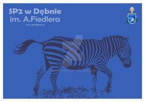 fiedlerPlakatZebra by Wioch-Men