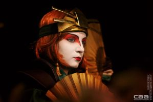 The Kyoshi Warrior by TaryBelmont