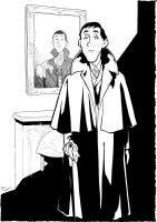 Barnabas Collins by BevisMusson