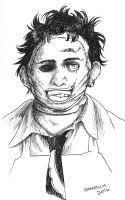 Leatherface Ink by sammich