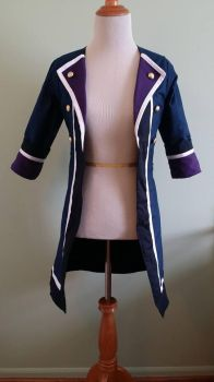 Saruhiko Fushimi Jacket- K Project by Noiz-Bleu