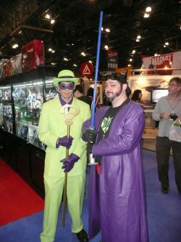Bluntman And Chronic Costumes