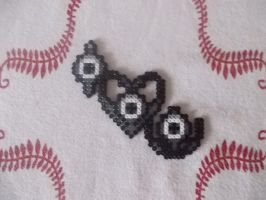 Unown I LOVE YOU Pendent
