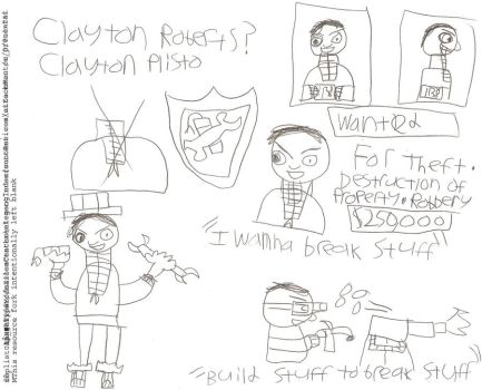 Meet Clayton Plisto by maxvision92