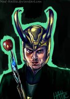 Moriarty: God of Mischief by Mad-Hattie
