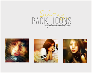Suzy - Icons 2 by mayradias