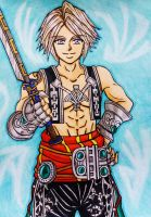 Dissidia Final Fantasy NT: Vaan by dagga19