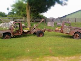 Farm Equipment by MountainStorm