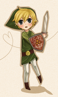 Toon Link by Cierion