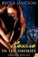 Rescue In The Smokies - book cover by LHarper