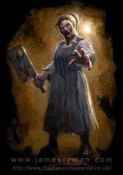 The Butcher by namesjames