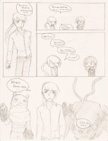 The Fake: Round 1: Page 7 by danidrastic