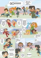 Total drama kids comic pag 6 by Kikaigaku