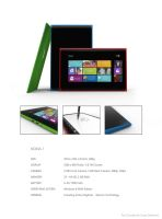 Nokia 1 Tablet (p2) by JonDae