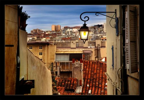 The Tones Of The Town by gilad
