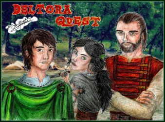 Quest for Deltora by Sinattea