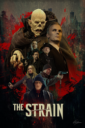 The Strain by PZNS