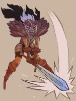 Barbarian by Crew1
