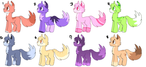 Canine Adopts 1/8 open by Saveraedae