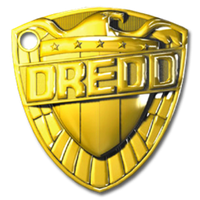 Judge Dredd Custom Icon by thedoctor45