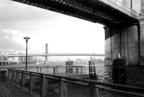 The Brooklyn Bridge by Korra