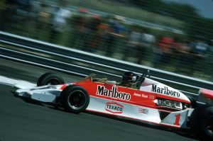 James Hunt (France 1977) by F1-history