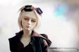 Noah - white day2 by cottongrey