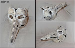 Plague Doctor Mask 2 by SMartin777