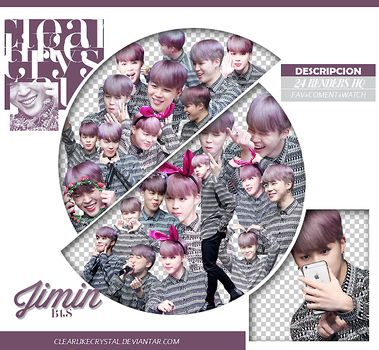 #076| Pack Png | Jimin | BTS by jellycxt