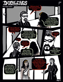 Darklings - Issue 6, Page 17 by RavynSoul