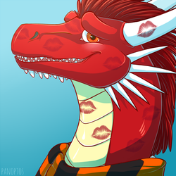 COM - It's written all over your face! by Panoptos