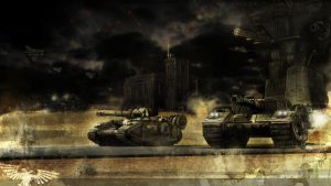 tanks n titans by SpOoKy777