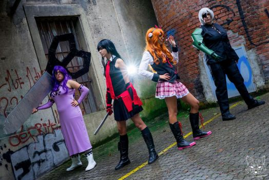 Akame Ga Kill !! by poulpynk