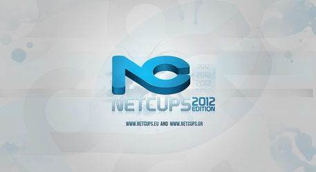 NetCups WP 2012 by snowy1337