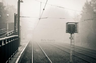 Can't see the tracks by ukapala