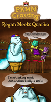 Regan's First Encounter with Quarbo by Neriah