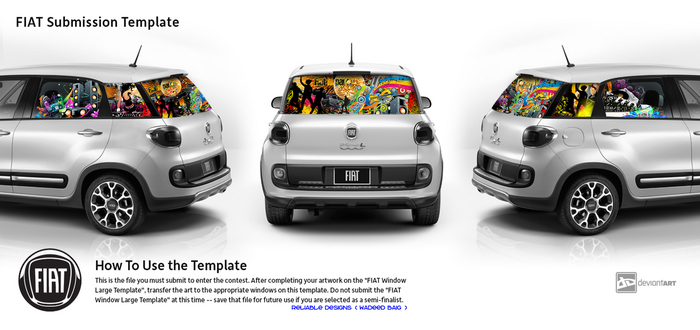 Fiat Is Party by ReliableDesigns