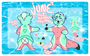 june ref by flvffy