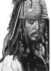 Jack Sparrow scan by Skippy-s