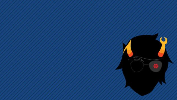 Vriska Serket Wallpaper by vinigri