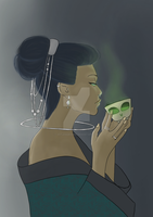 Sereni-Tea by ArtlessDesigns