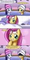Sisterhooves Social - Fluttershy by Solar-Slash