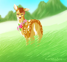 Beth's Meadow -AT by WilderWhine