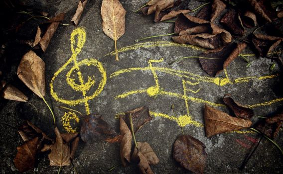 Autumn music by Eredel