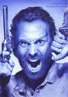 Andrew Lincoln by 22Zitty22