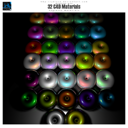 C4D Material Set 9 by JDLuxe