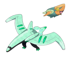Vehicle Fakemon Contest Winner #2 by Marix20