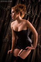Corsetry of Christine Von Rose by OfficialSerenaStar