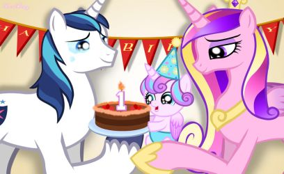 One Year... by Rose-Beuty